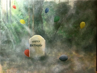 'Birthdays Suck Anyway'