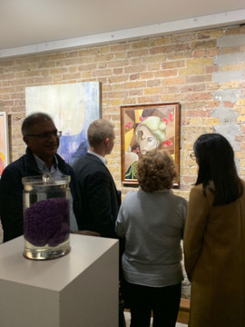 Herrick Gallery Mayfair 2019