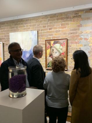 Herrick Gallery Mayfair 2019
