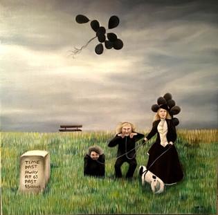 'The Black Balloons'