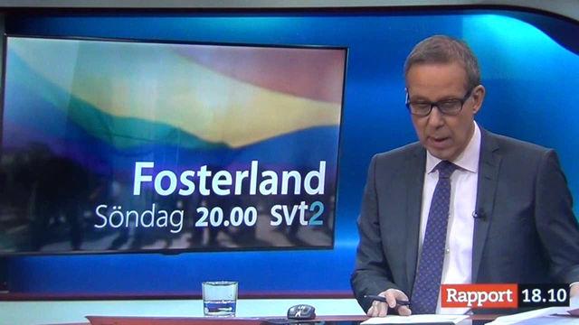 Racura uppmärksammas i SVT:s Rapport