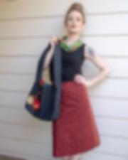Denim & Japanese Bags