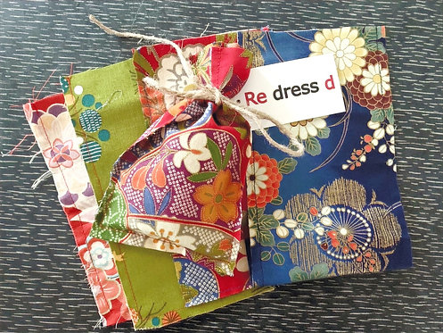 Japanese Fabric Gift Bags