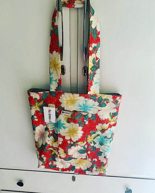 Medium Reversible Japanese Tote