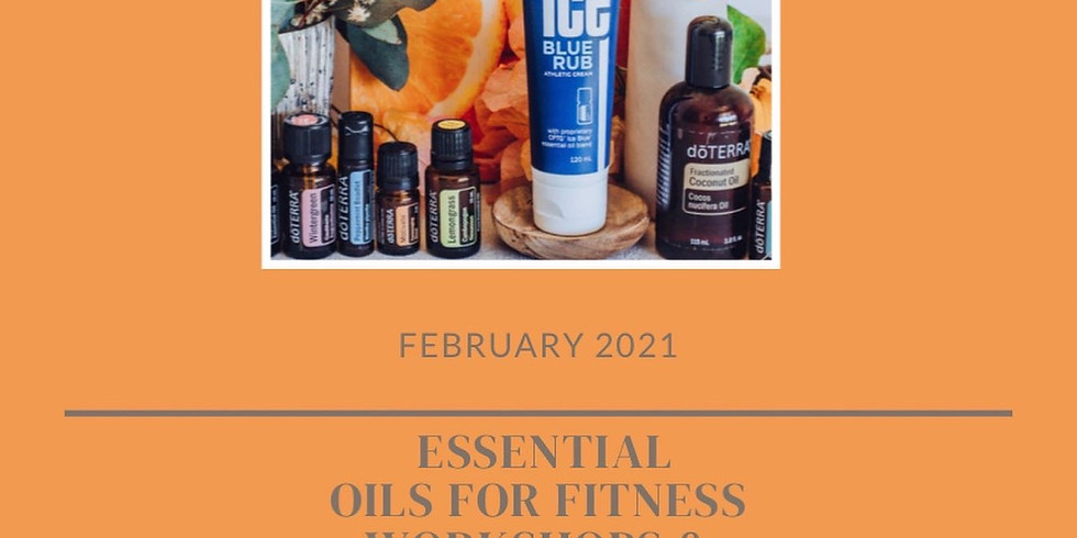 Essential Oils and Fitness  Week 2