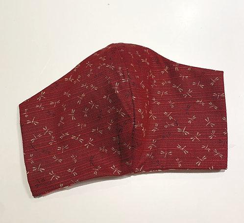 Tombo Japanese Fabric Face Mask (3 Layer)
