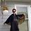 Thumbnail: Black Wool Cape