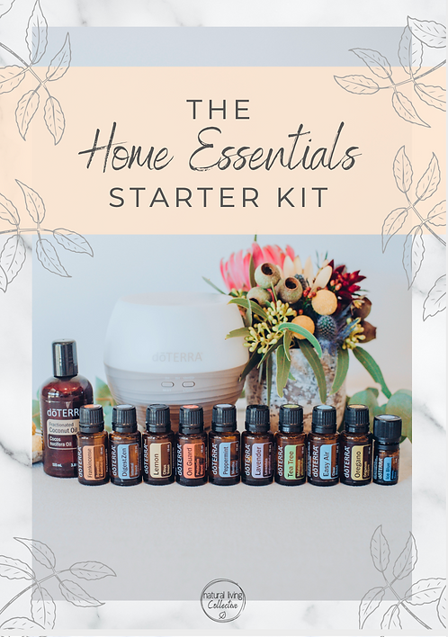 Home Essentials Starter Kit