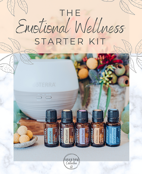 Emotional Aromatherapy Starter Kit