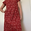 Thumbnail: Red Ukiyo Dress