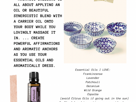 Aromatic Dressing