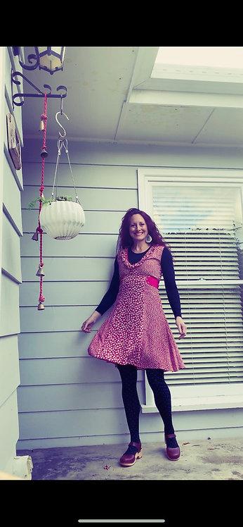 Vintage Silk 90's Dress