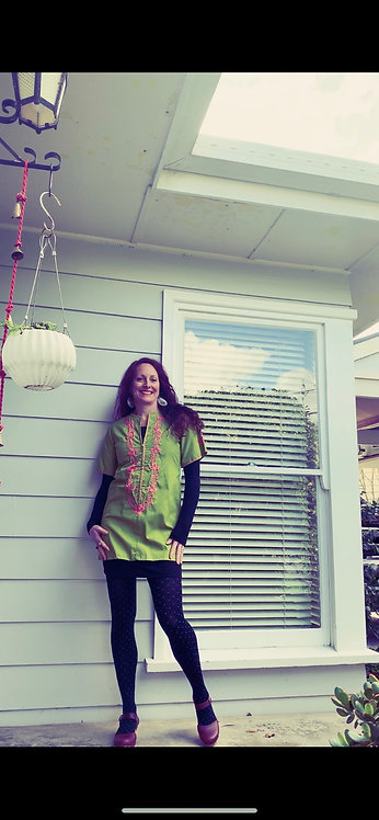 Vintage 70's Tunic/Top