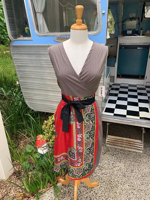 PreLoved Wrap Dress