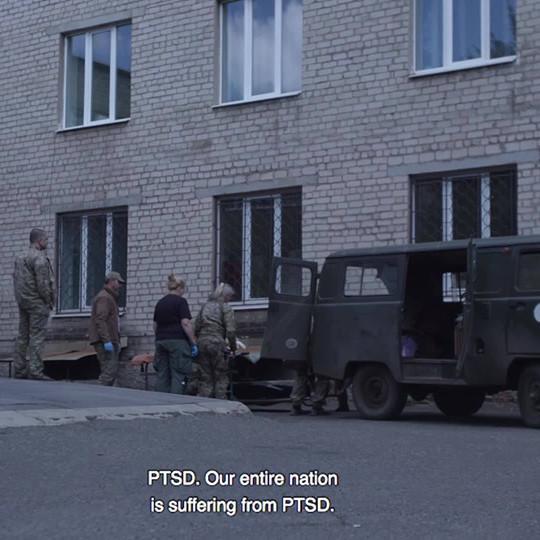 "Projection du Film ""Bataillon invisible"""