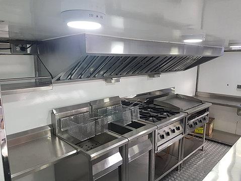 Fabrica food trucks bogota colombia fabrica remolques for Fabrica de cocinas industriales