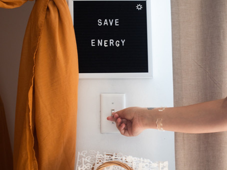 Save Energy, Save the Environment!