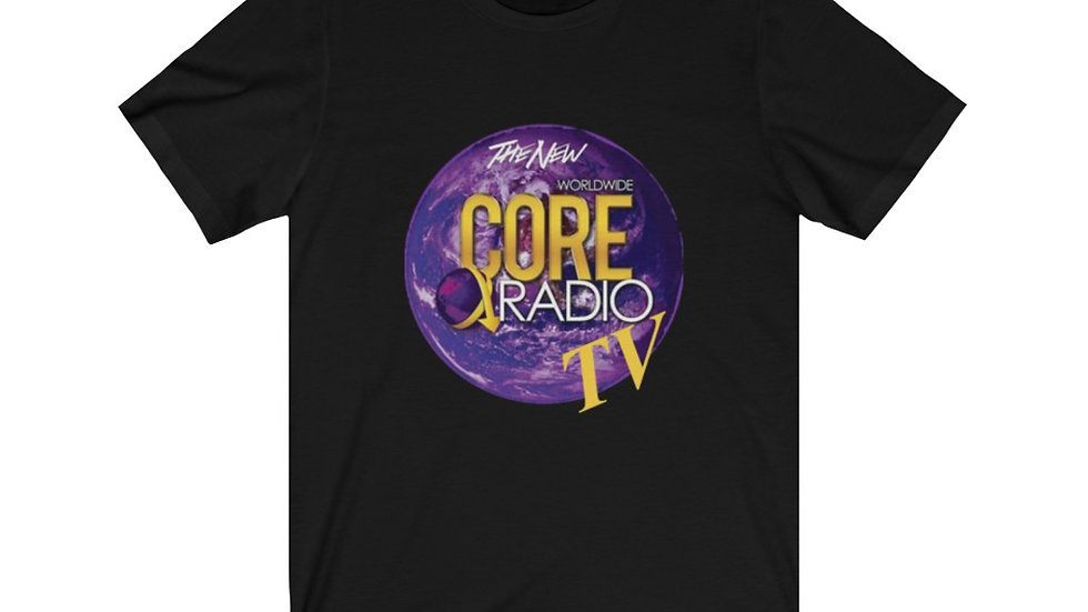 """Core Up!"" w This Core Tv Jersey Short Sleeve Tee"