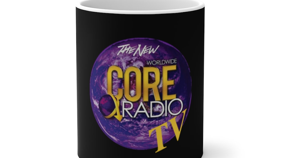"""Core Up!"" Your Morning java w this Color Changing Mug"