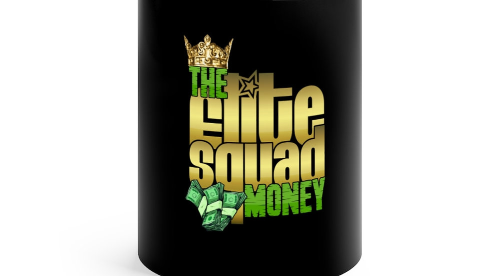 Elite Money Squad mug 11oz