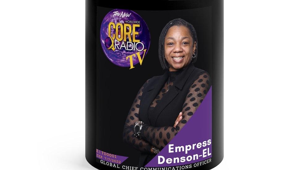 Empress Official Black mug 11oz