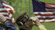 A special thank you to all of our miltary personnel past and present.