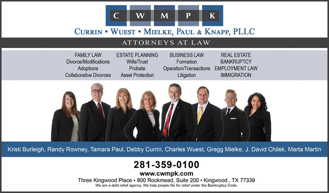 Currin, Wuest, Mielke, Paul & Knapp: Legal Expertise-Making it work for you.