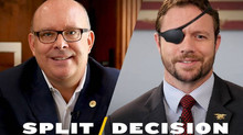 Dan Crenshaw and Kevin Roberts. Find out for yourself on May 16th. (Update)