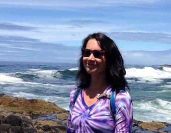 Stacy Alaimo Oregon coast