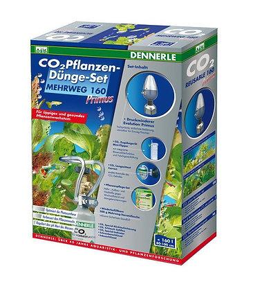 Dennerle CO2 Hervulbaar 160 primus