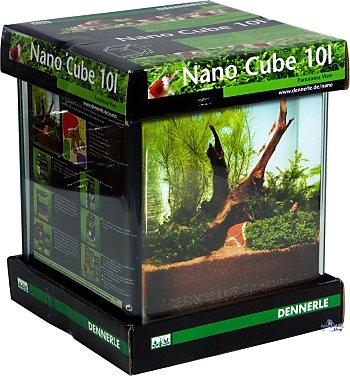 Dennerle Nano Cube 10 L Complete