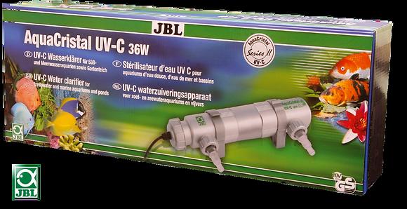 JBL Aquacristal UV-C 36W.