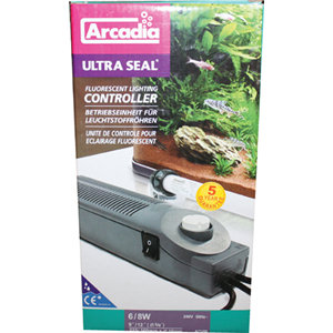 Arcadia schakelkast 6 - 8 W voor 1 / T5