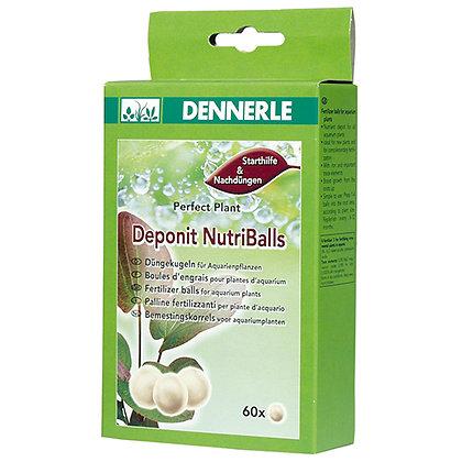 Deponit Nutri balls 10st.