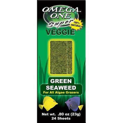 Green Seaweed Veggie