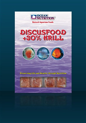 Discusfood + 30 % Krill 100 gr
