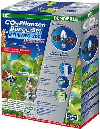 Dennerle CO2 Hervulbaar 300 Quantum