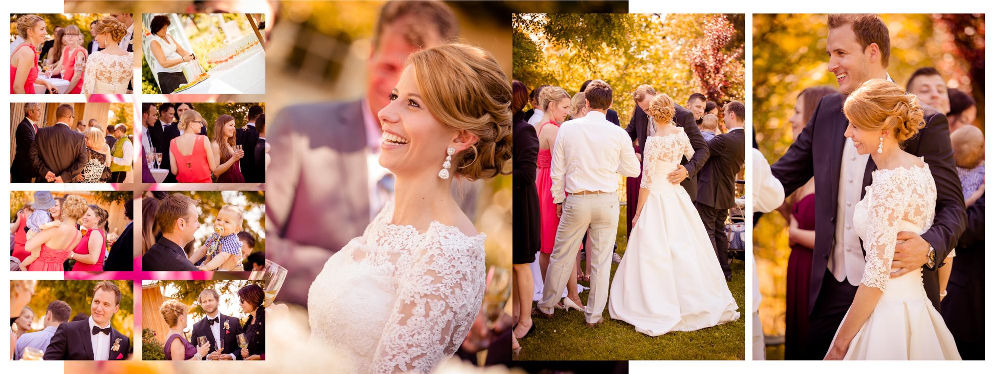 Hochzeitsbuch Lisa & Peter Seite 22