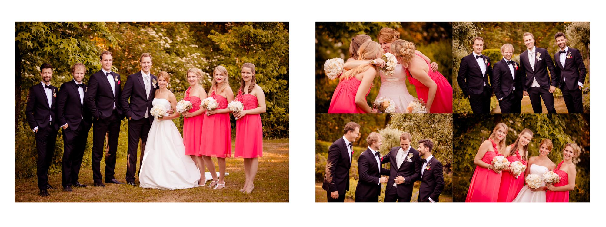 Hochzeitsbuch Lisa & Peter Seite 24