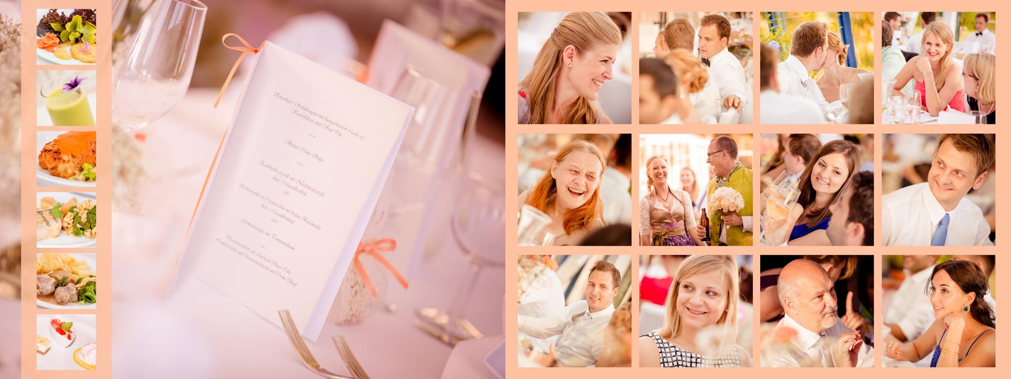 Hochzeitsbuch Lisa & Peter Seite 30