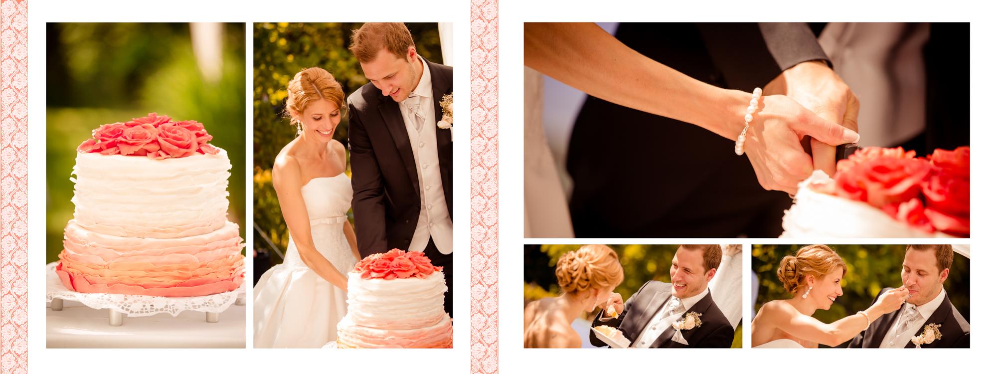 Hochzeitsbuch Lisa & Peter Seite 26