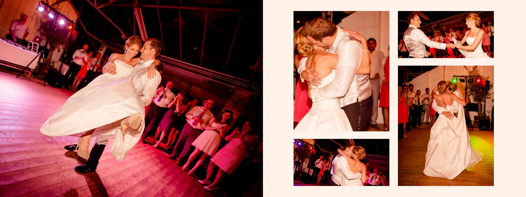Hochzeitsbuch Lisa & Peter Seite 33