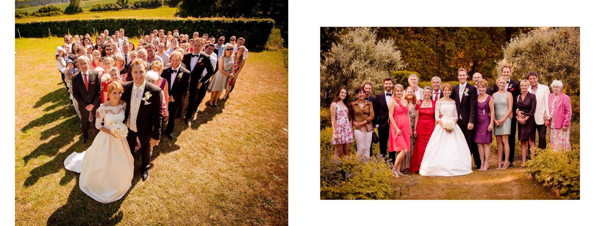 Hochzeitsbuch Lisa & Peter Seite 23