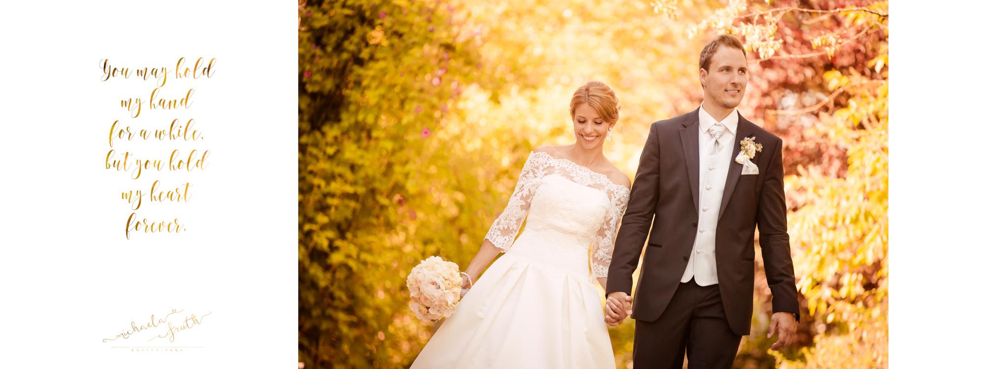 Hochzeitsbuch Lisa & Peter Seite 35