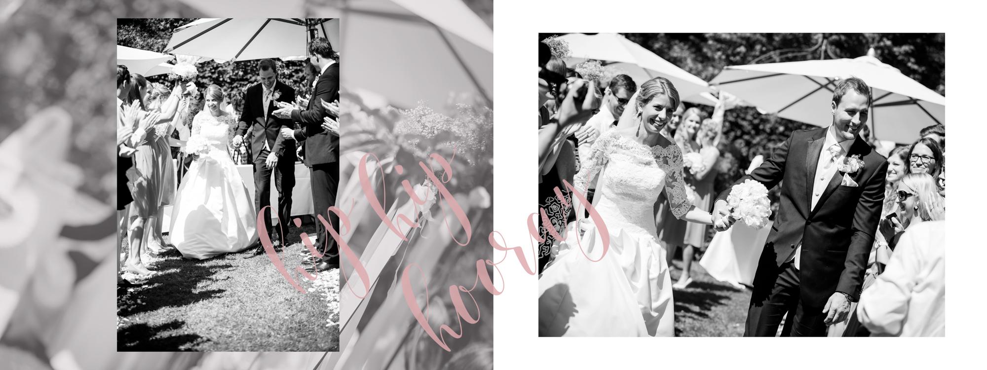 Hochzeitsbuch Lisa & Peter Seite 19