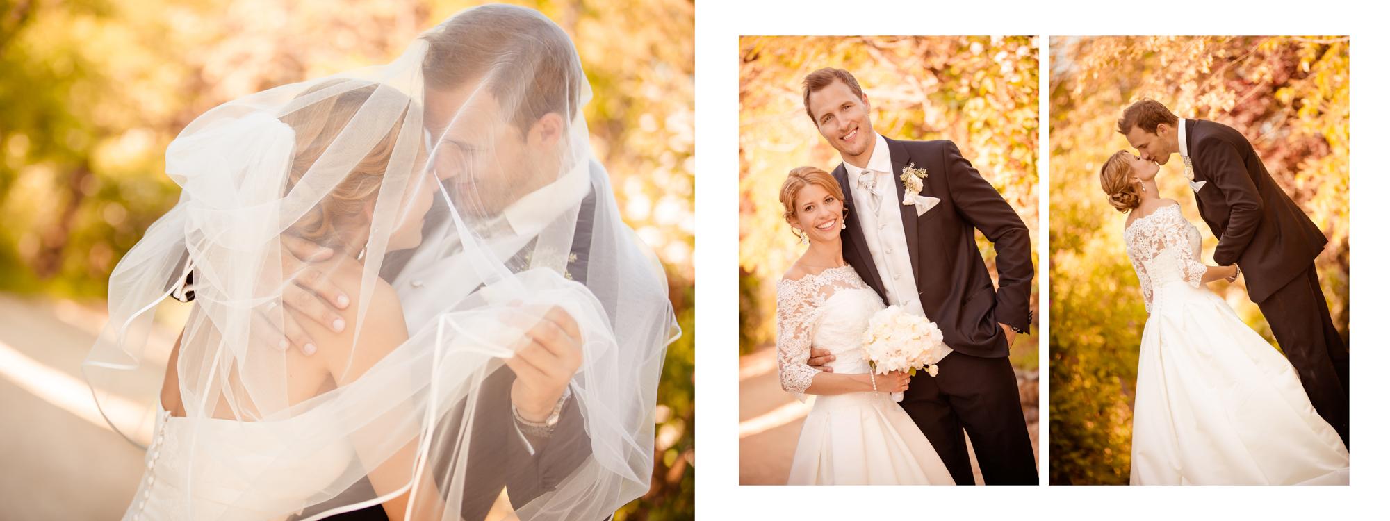 Hochzeitsbuch Lisa & Peter Seite 31