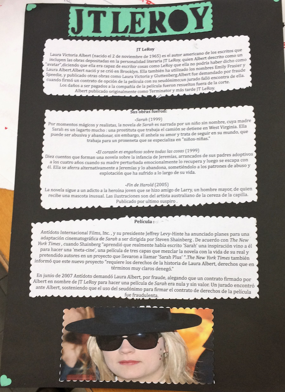 proyecto-sinsombrero | GALERÍA EXPOSICIÓN DE TRABAJOS