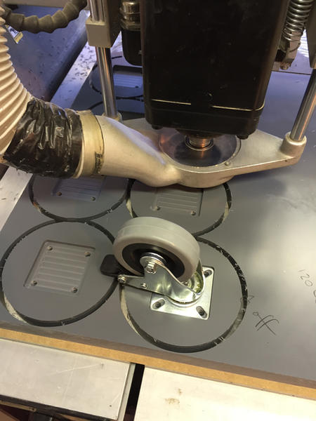 Nylon CNC Routing