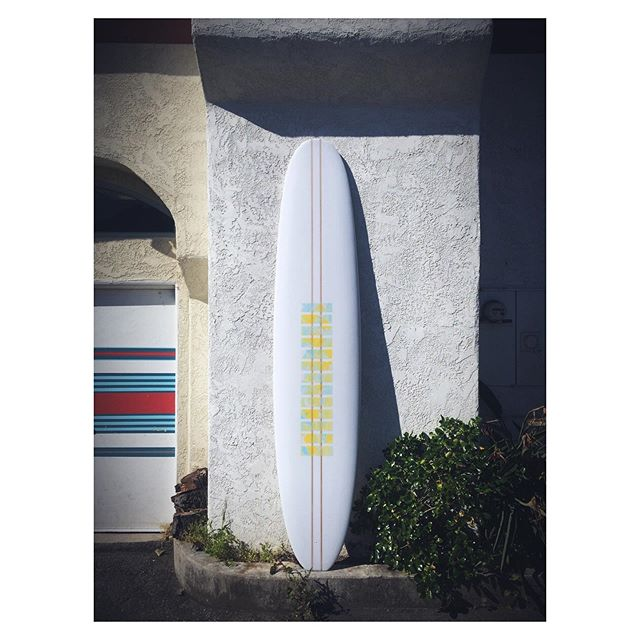 "9'2"" custom hullish log"