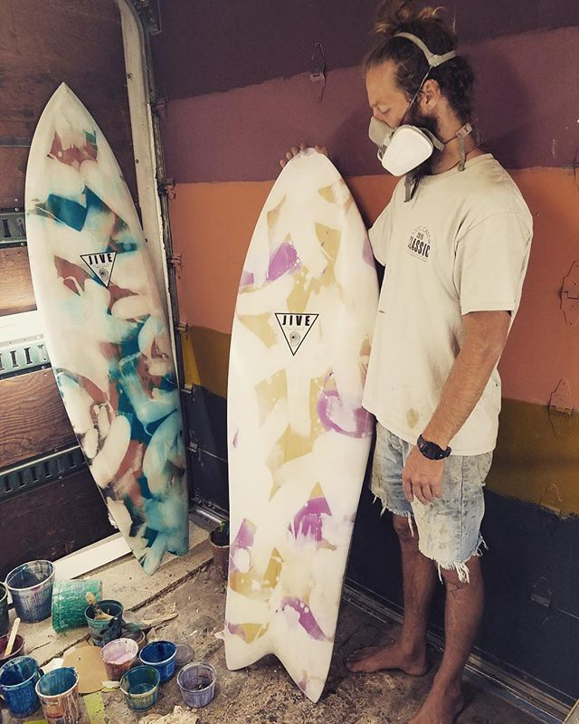 finishing up a couple freshies! 5'4_ HIP